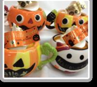 かぼちゃプリン(ハロウィン)