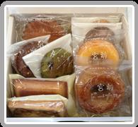 焼きドーナツ&焼き菓子ギフト(小)