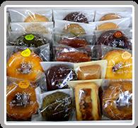 焼きドーナツ&焼き菓子ギフト(中)