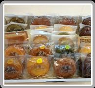 焼きドーナツ&焼き菓子ギフト(大)