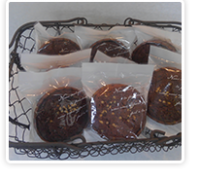 リスの森 焼き菓子